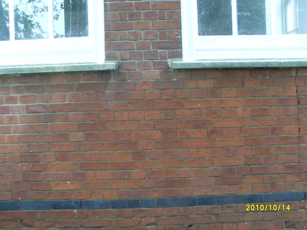 Graffiti Removal 2 - Before