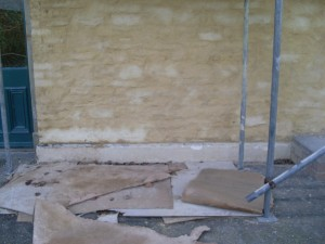 Render Removal Nottingham